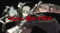 Soul Eater Ending 1 HD - Closing Title Card