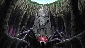 Baba Yaga's Castle