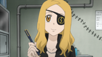 Soul Eater Episode 31 HD - Marie returns pen