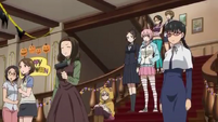 Soul Eater NOT Episode 11 - Girls' Dormitory