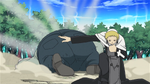 Soul Eater Episode 27 HD - Justin defeats Golem