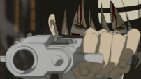 Soul Eater Episode 3 HD - Kid aims