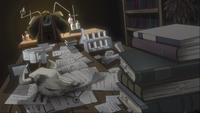 Episode 47 - Eibon researching (Flashback)