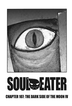 Soul Eater Chapter 107 - Cover