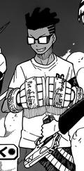 Kilik Rung manga