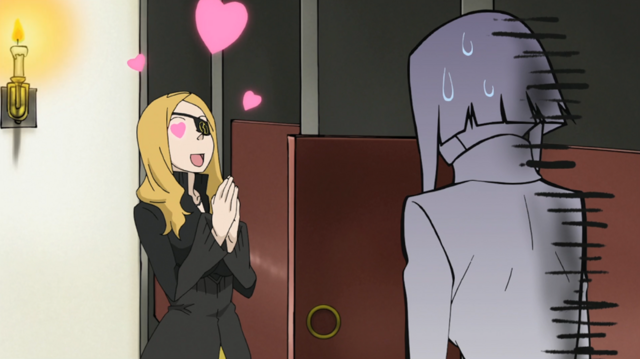 File:Soul Eater Episode 25 HD - Marie and Azusa 5.png