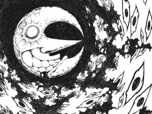Soul Eater Chapter 83 - Madness leaks from the Moon