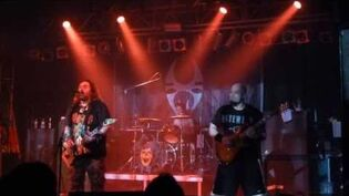 Soulfly - Living Sacrifice, Live @ Backstage Munich 17.3