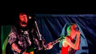 Soulfly - Revengeance - 2012-06-23 Basel, Switzerland (feat