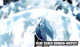Blue Silver Domain