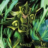 Jade Phosphor Serpent Mug