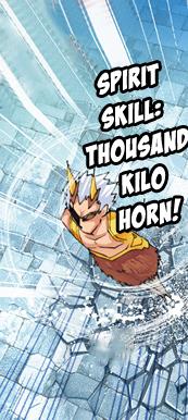 Thousand Kilo Horn