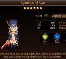 Cynthia of Sun