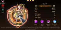 Storm Assassin Minnet