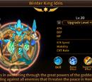 Winter King Idris