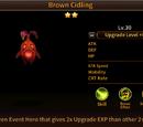 Brown Cidling