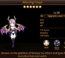 Alluring Freya