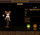Star Low Elemental