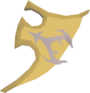 Arcane spirit shield detail