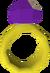 Ring of wealth detail
