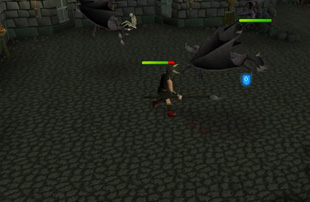 Fighting gargoyles1a