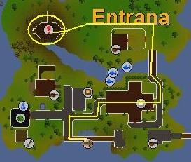 Entrana Location