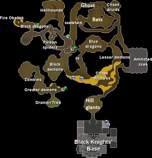 Taverly Dungeon