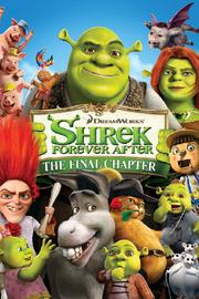 Shrek Forever After Cover
