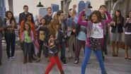 Shake It Up! Hollywoodedge, Medium Exterior Crow PE140501