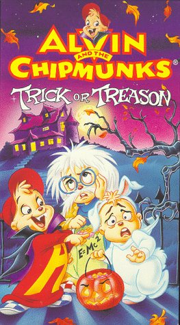 Alvin and the Chipmunks: Trick or Treason (1994 ...