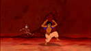 Aladdin ZIP, CARTOON - QUICK WHISTLE ZIP OUT, HIGH, 1