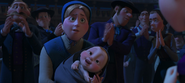 Frozen BABY - LAUGHING HUMAN 02