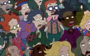 The Rugrats Movie Hollywoodedge, Crowd Reaction Shock PE142501