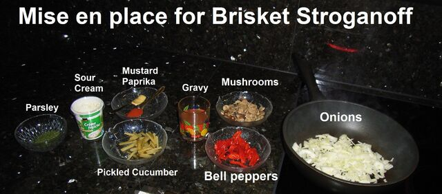 File:Mise-en-place-for-Brisket-Stroganoff.jpg