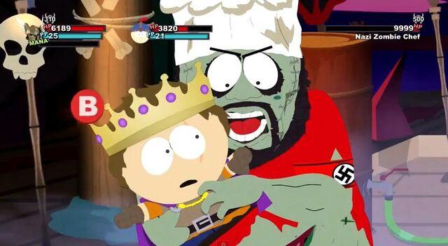 File:Douchebag vs Nazi Zombie Chef.jpg