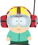 Butters-headset