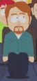 Mr Testaburger listening to Randy