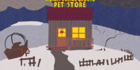 Indian Burial Ground Pet Store