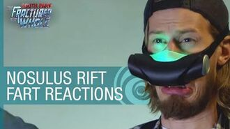 Nosulus Rift PAX 2016 - Immersive Fart Reactions from South Park The Fractured But Whole US