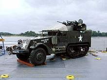 Multiple Gun Motor Carriage