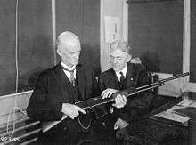 File:220px-Browning with his BAR.jpg