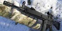 Heckler & Koch HK33