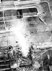 170px-Chernobyl burning-aerial view of core