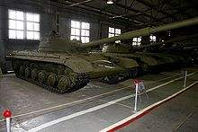 File:220px-Object 172 (T-72 prototype on the basis of T-64).jpg