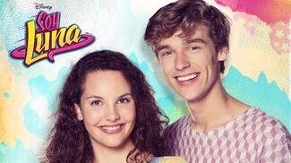 Liedje Niet Te Stoppen door Ridder & Shalisa Soy Luna Disney Channel BE