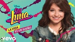 """Elenco de Soy Luna - Catch Me If You Can (From """"Soy Luna"""" Audio Only)"""