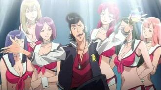 Toonami - Space Dandy Short Promo (HD 1080p)