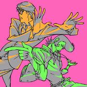Viva Namida -Space Dandy Edition-