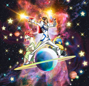 Spacedandy anime