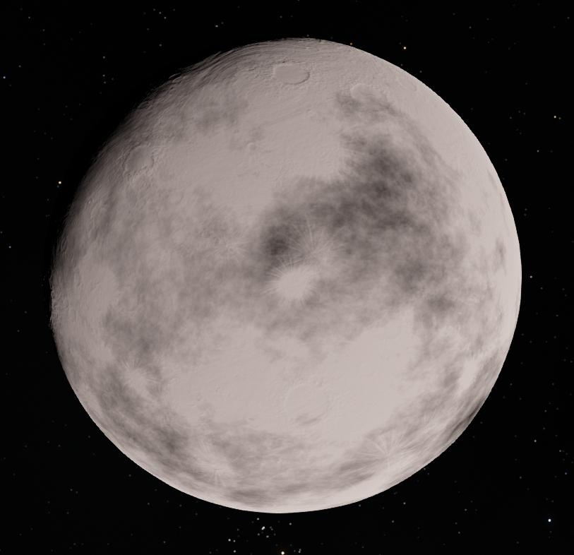 Zwergplanet Eris